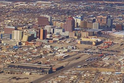 Albuquerque's example for Mansfield -- accent the unique