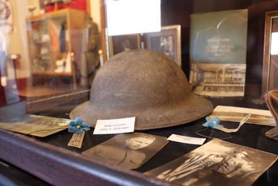 World War I helmet.JPG