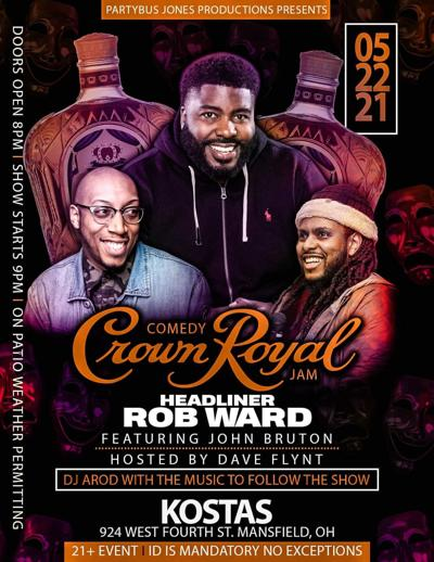 Crown Royal Comedy Show