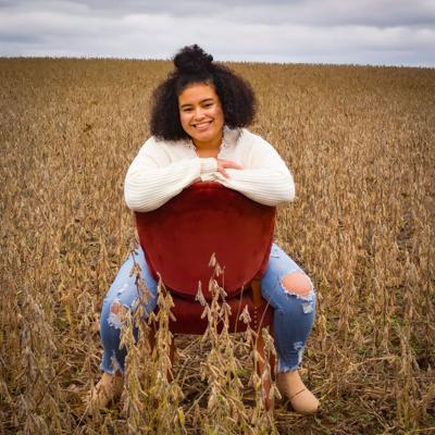 Saint Peter's High School 2021 Graduate: Izabella (Izzy) Smith