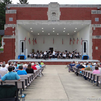 Guy C. Myers Memorial Band Shell releases summer concert schedule