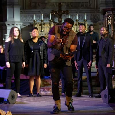 Theater of War to engage in yearlong virtual residency at Kenyon College