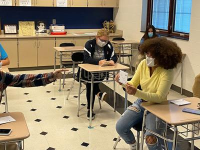 Galion Schools honor veterans with creative approach