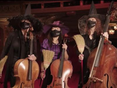 """Columbus Symphony offers free """"Halloween Spooktacular"""" family show Oct. 30 & 31"""