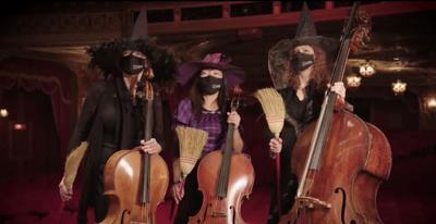 Columbus Symphony masked up