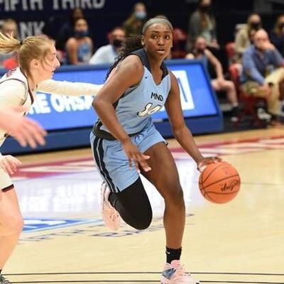 Cincinnati Mount Notre Dame's Bransford selected Ohio's Ms. Basketball