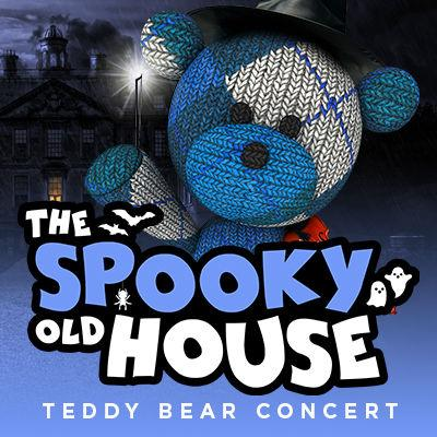 "Teddy Bear Concert features ""The Spooky Old House"" on Nov. 3"