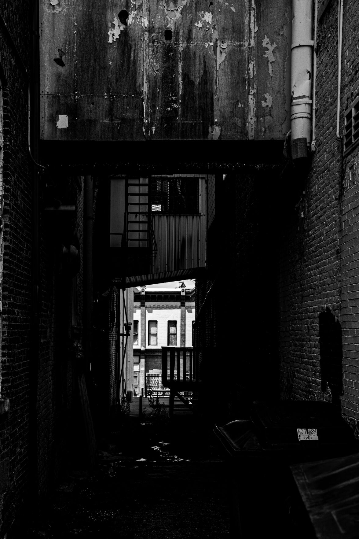 Passageway by Braxton Daniels