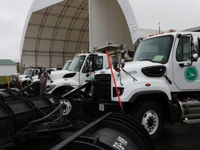 ODOT crews prepare for winter weather
