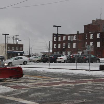 North central Ohio's first snow of 2020 leans toward slush