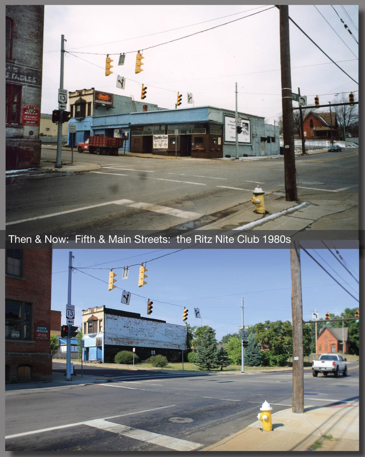 Then & Now: Fifth & Main in the 1980s