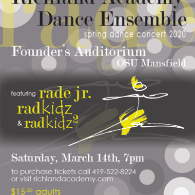 Richland Academy Dance Ensemble set to light up the stage
