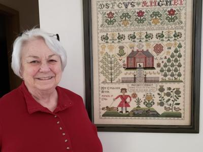 Kingwood to feature Colonial America cross-stitch exhibit March 1-14