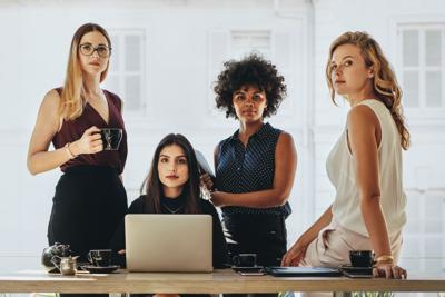 Financially Savvy Women