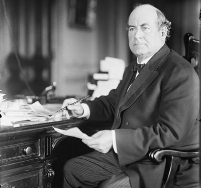 William Jennings Bryan spoke in Loudonville the day Titanic sank