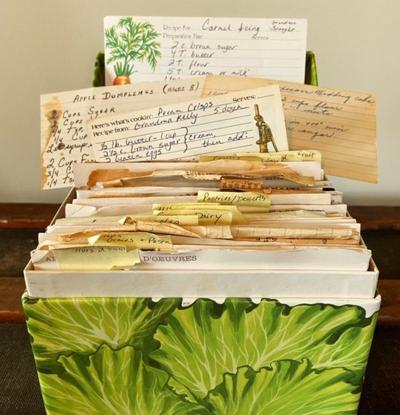 Preserving family recipes is an act of love