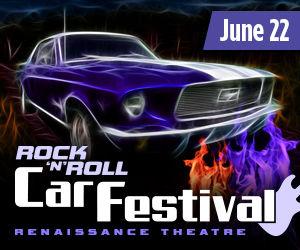 4th annual Rock-N-Roll Car Festival