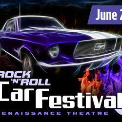 Food trucks, car show, live music at Rock-N-Roll Car Festival June 22