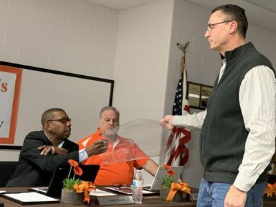 Mansfield school board focuses on updating safety in buildings