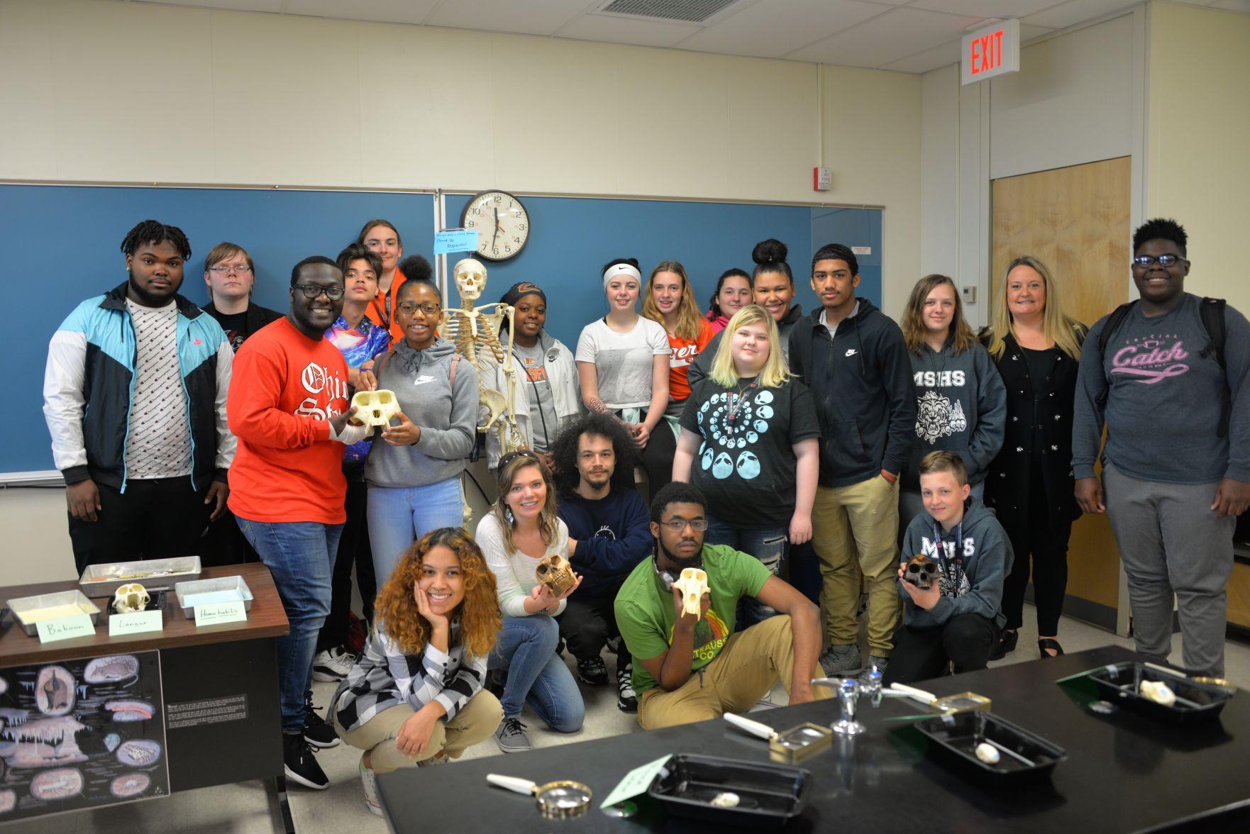 OSU Mansfield launches new mentoring program for high school freshmen