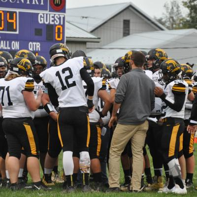 Northmor slaps Chillicothe Southeastern to advance in football playoffs