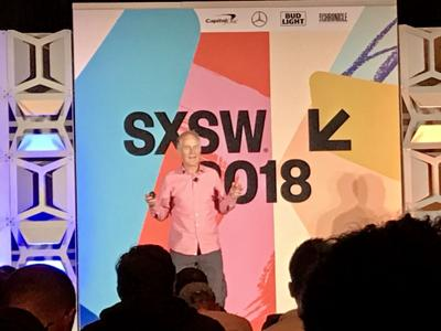 Turning apples and oranges into smoothies at SXSW
