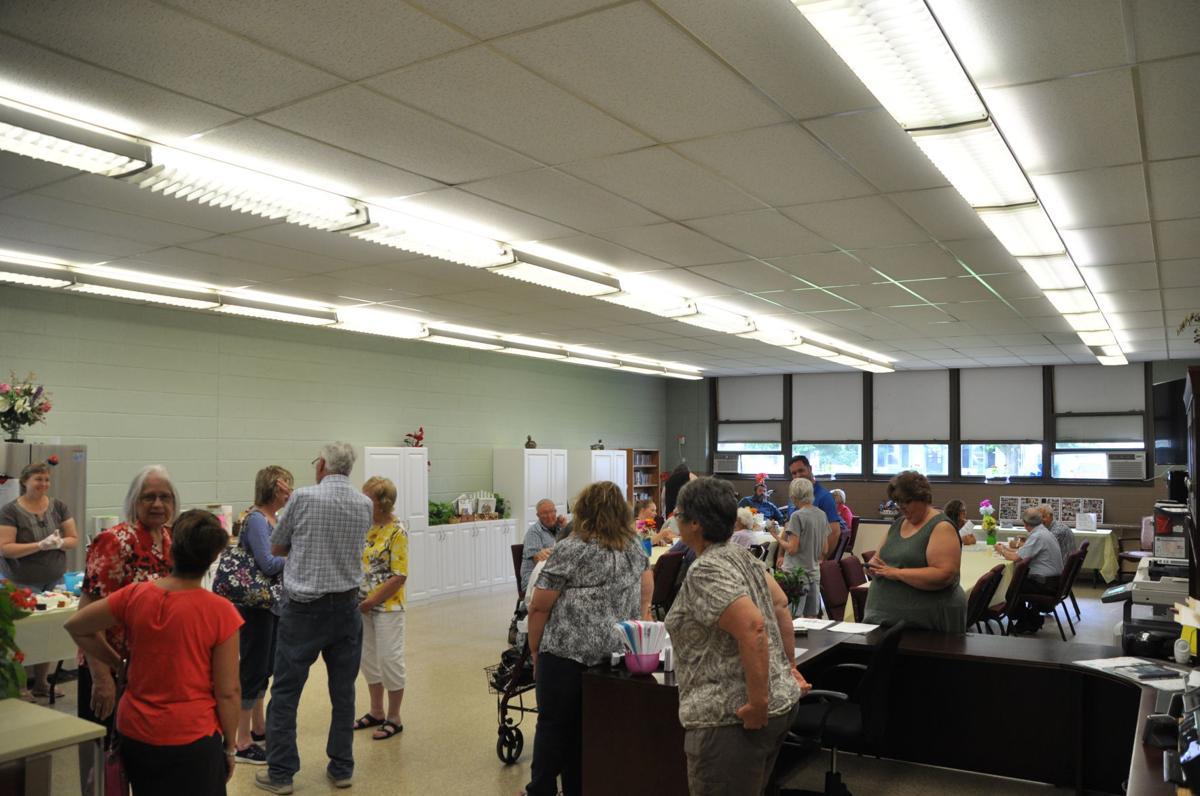 Centerburg Senior Services open house