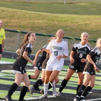 Madison earns No. 1 seed in rugged Lex girls soccer district