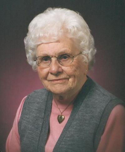 Helen Dail (Thatcher) Crill