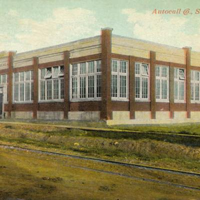 Shelby man to bring Autocall products back to original Shelby building