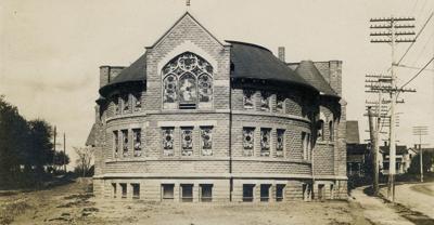St. Mark's Lutheran Church in 1909