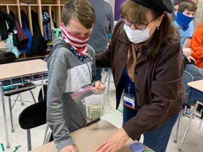 Galion students gain real-world experience through service