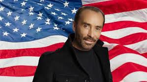 Lee Greenwood flag photo