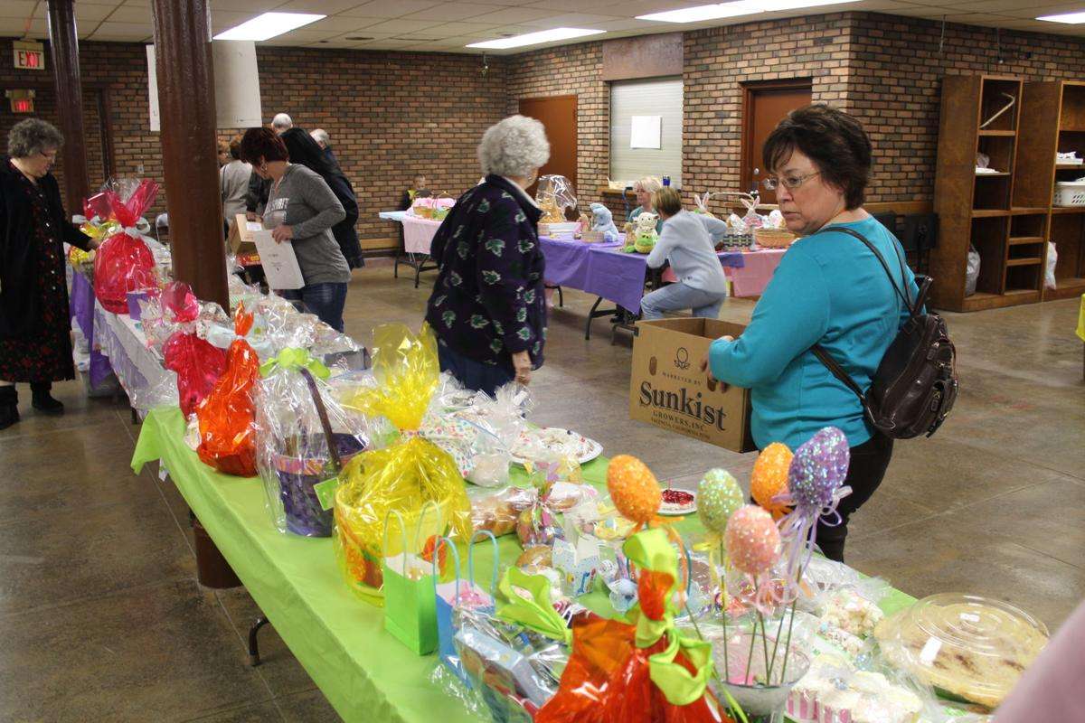 Easter Bake Sale at St. Peter's