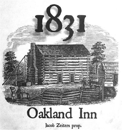 1831 Oakland Inn
