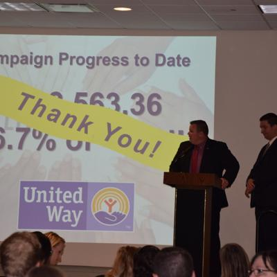 United Way of Richland County sets $1.425 million goal