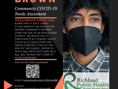 Richland County's Black & Brown community input needed