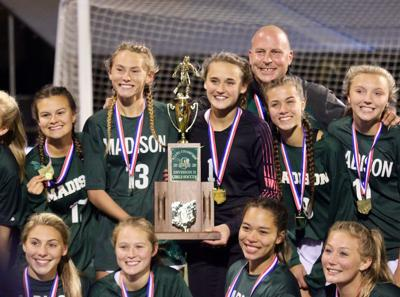 Madison's Huff is national soccer player of year