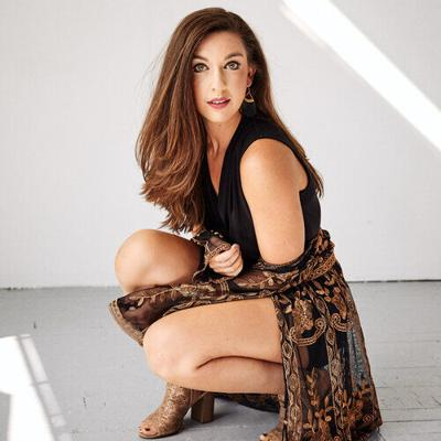 Coming home: Brianna Barnes performs in concert Friday at Mansfield Playhouse
