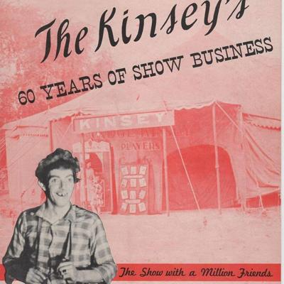Kinsey Players used Ashland County as a base of operations