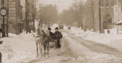 Park Avenue West 1911