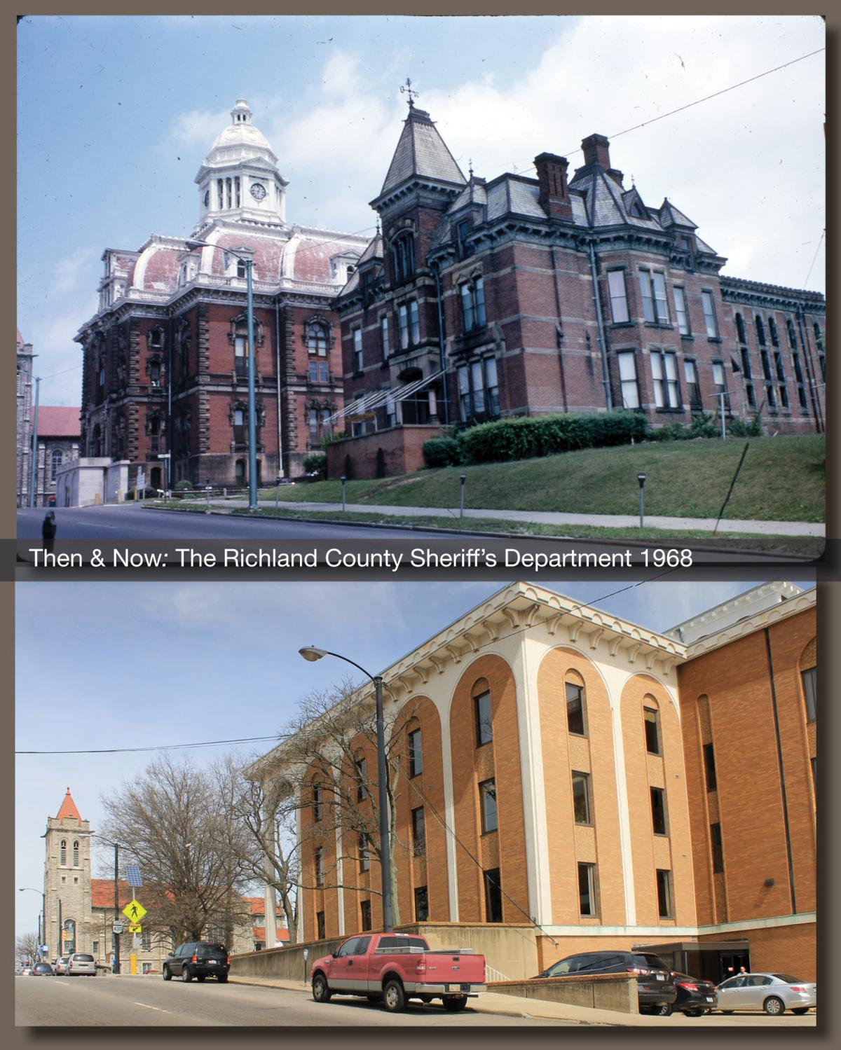 Then & Now: Richland County Sheriff 1968