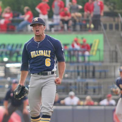 Falcons blank Minster in state semifinals