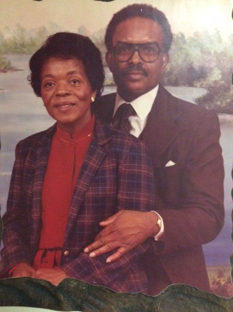 Ophinell and Mildred Davis
