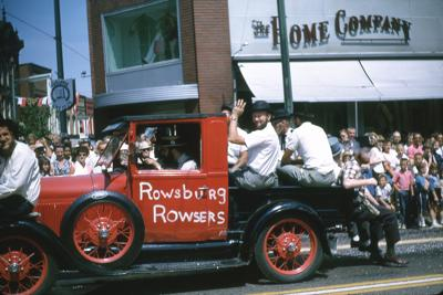 Rowsburg Rowsers