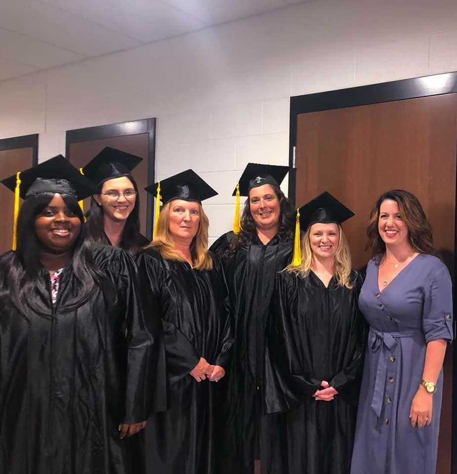 Madison Adult Ed grads
