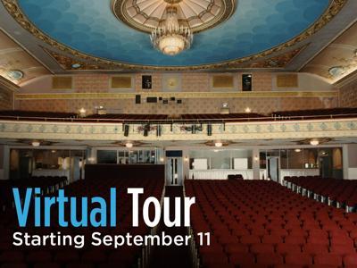 Renaissance Theatre to offer virtual tour on Sept. 11