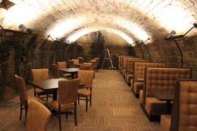 Downtown Mansfield caverns will become private event space in April