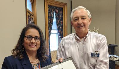North Central Ohio SCORE receives district Platinum award