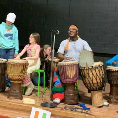 Discovery School hosts 2nd Intercultural Fair
